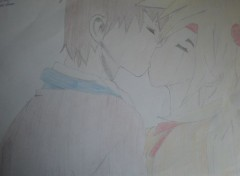 Art - Pencil Couple