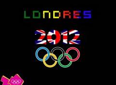 Art - Numérique jeux olympiques de londres 2012