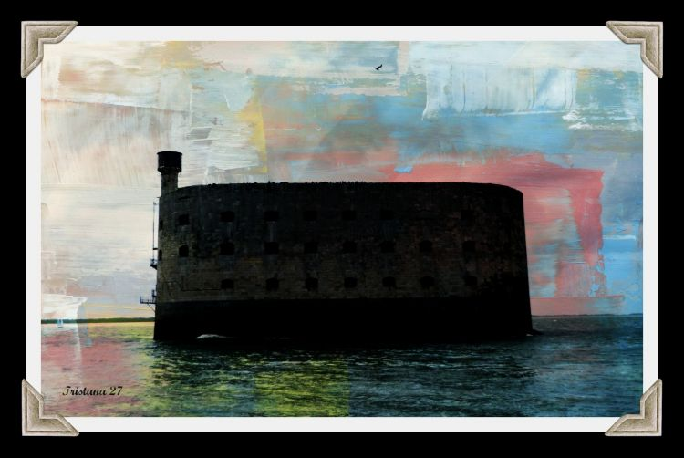 Wallpapers Constructions and architecture Castles - Palace Fort Boyard...