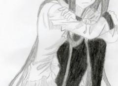 Art - Pencil Kagura