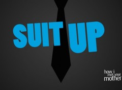 Séries TV suit up