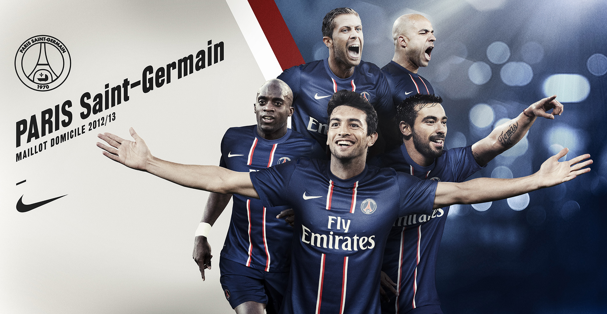 Fonds d'écran Sports - Loisirs PSG Paris Saint Germain
