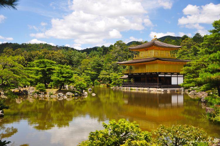 Fonds d'écran Voyages : Asie Japon Kinkaku-ji