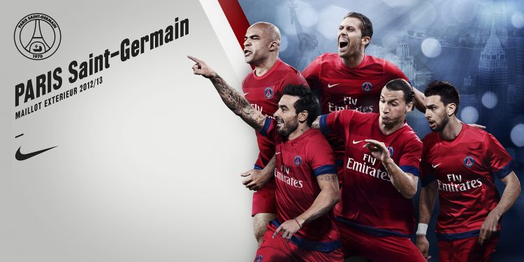 Wallpapers Sports - Leisures Football - PSG Wallpaper N°310047