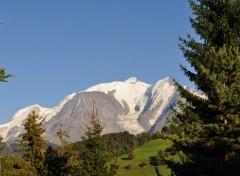 Nature Le Mont Blanc
