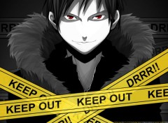 Manga Keep out - Durarara