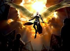Fantasy and Science Fiction Avacyn: Ange de l'Espoir