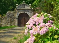 Voyages : Europe Abbaye de landevenec