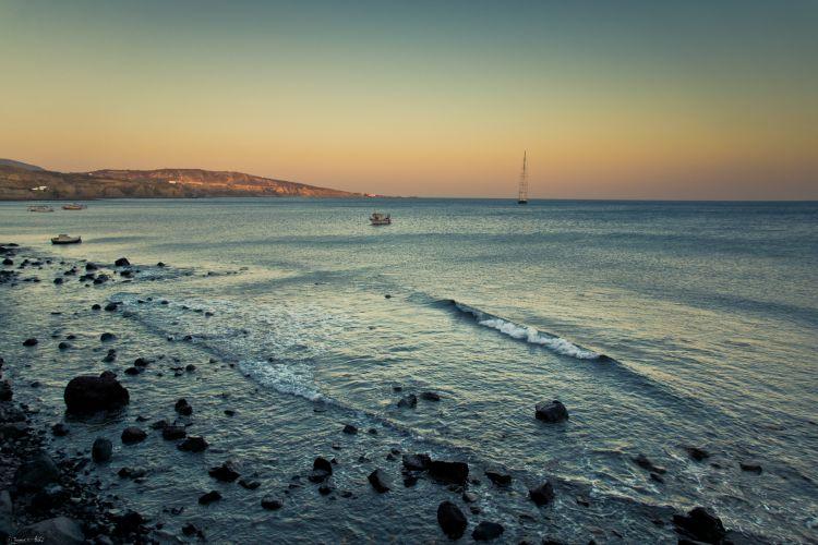Fonds d'écran Nature Mers - Océans - Plages Red Beach