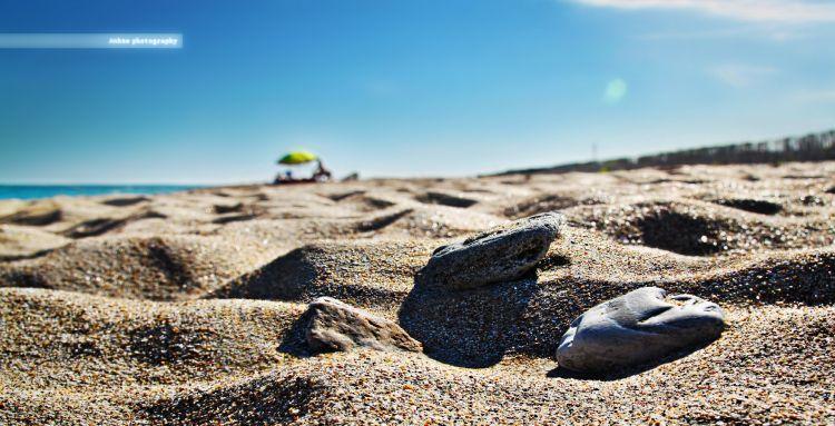 Fonds d'écran Nature Mers - Océans - Plages Belle journée...