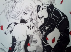 Art - Crayon couple manga