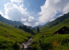 Nature Panoramawelt -- Alpes Suisse