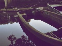 Boats Miroir d'eau