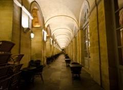 Constructions and architecture Corridor de Lumière
