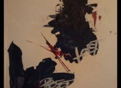 Art - Peinture La colère