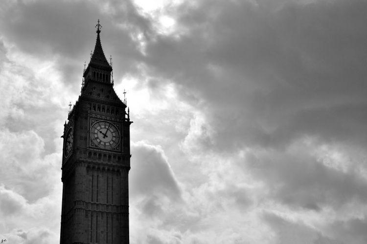 Fonds d'écran Voyages : Europe Grande-Bretagne > Londres Dark Ben