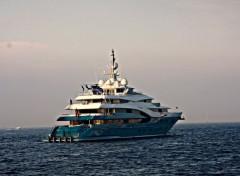 Bateaux yacht