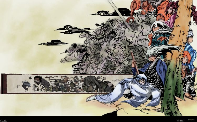 Fonds d'écran Manga Nurarihyon No Mago Wallpaper N°311696