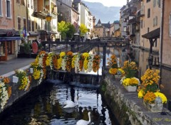 Voyages : Europe Annecy