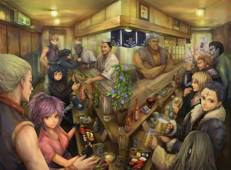 Fonds d'écran Manga Hunter x Hunter Wallpaper N°311994