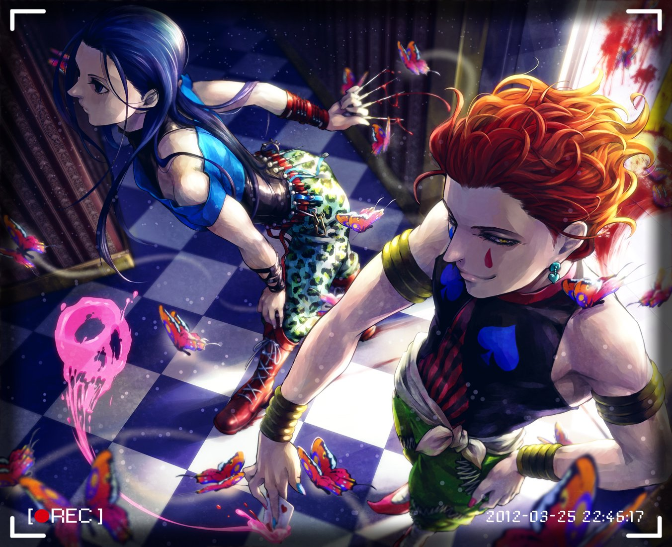 Fonds d'écran Manga Hunter x Hunter