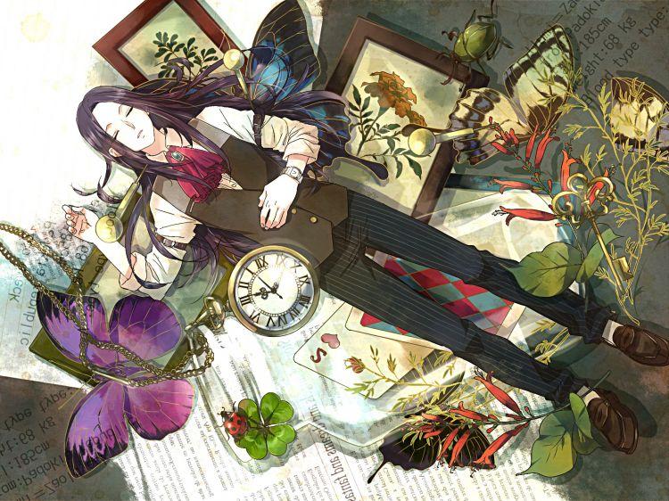 Fonds d'écran Manga Hunter x Hunter Wallpaper N°312352