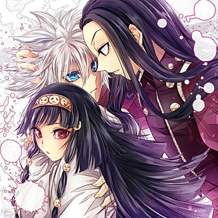 Fonds d'écran Manga Hunter x Hunter Wallpaper N°312366