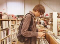 Objects à la recherche de vinyles