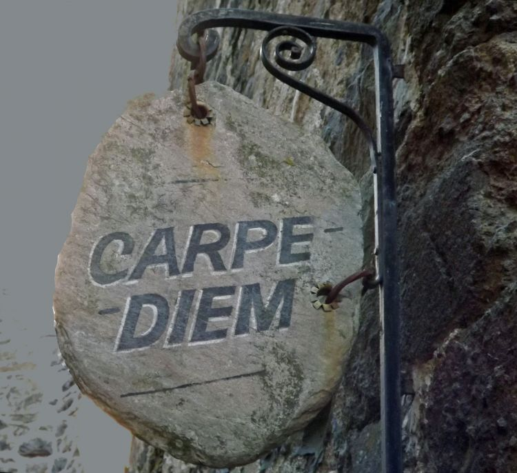 Wallpapers Objects Wallpapers Signs Carpe Diem By Arnaud24460