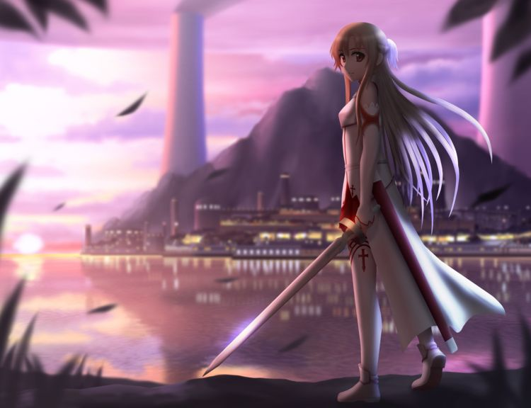 Fonds d'écran Manga Sword Art Online Wallpaper N°313200
