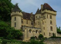 Constructions and architecture Château de la Malartrie 24220 Vezac