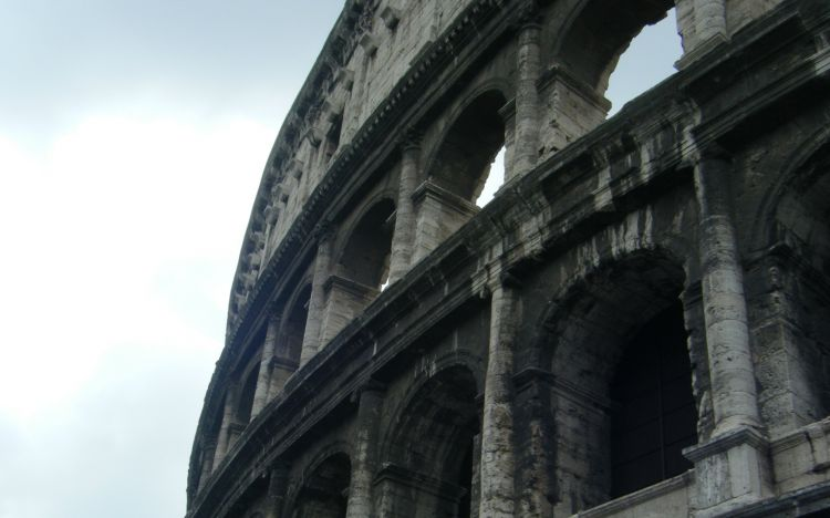 Wallpapers Trips : Europ Italy Le Colisée