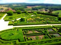 Nature parc et jardins du château de hautefort (dordogne)