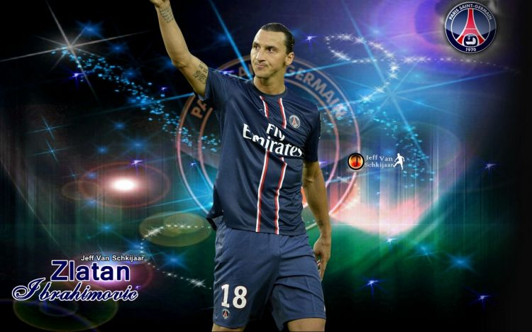 Fonds d'écran Sports - Loisirs PSG Paris Saint Germain Wallpaper N°313744