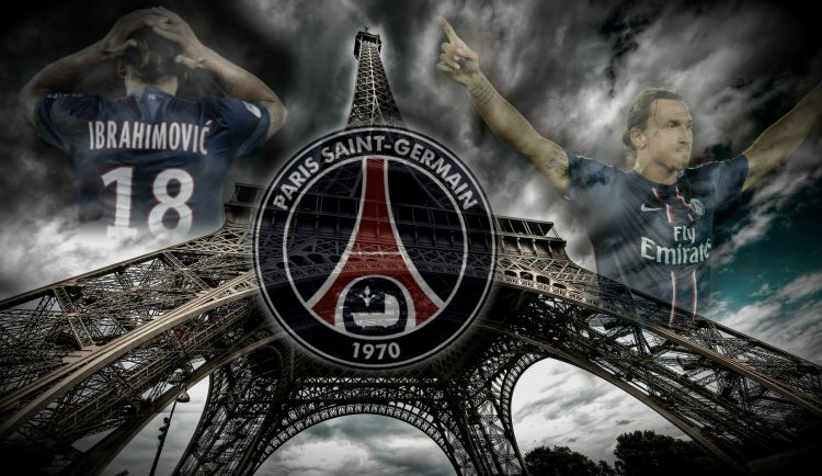 Fonds d'écran Sports - Loisirs Football - PSG Wallpaper N°313745