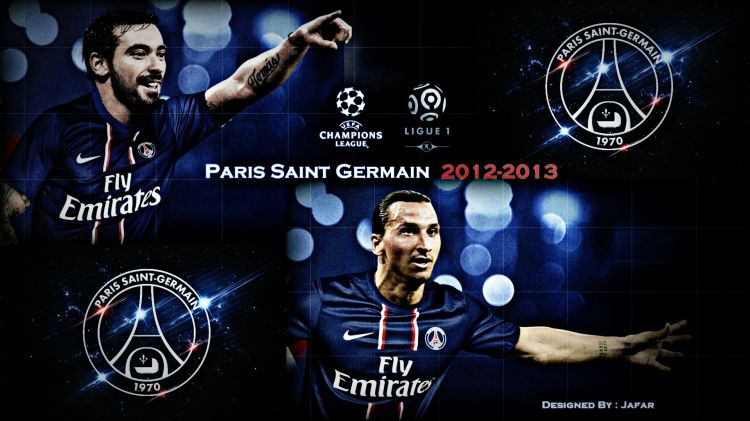 Wallpapers Sports - Leisures Football - PSG Wallpaper N°313746