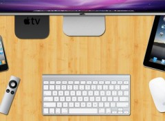 Informatique Apple Desk