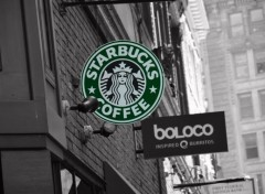 Brands - Advertising Starbucks in D.C