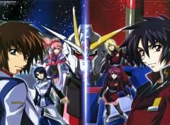 Manga Gundam Seed Destiny