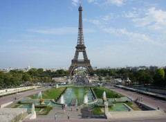 Constructions and architecture tour Effel  Paris  France