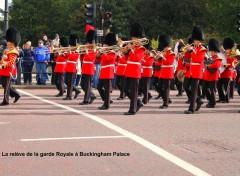 Voyages : Europe relève de la garde royale