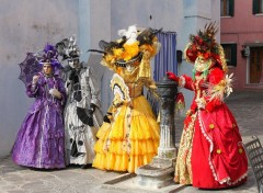 People - Events carnaval de Venise