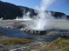 Voyages : Amérique du nord Yellowstone [Wyoming]