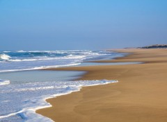 Nature la plage