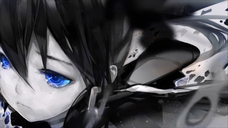 Wallpapers Manga Black Rock Shooter Wallpaper N