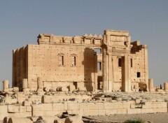 Voyages : Asie palmyra -(le temple de bel )