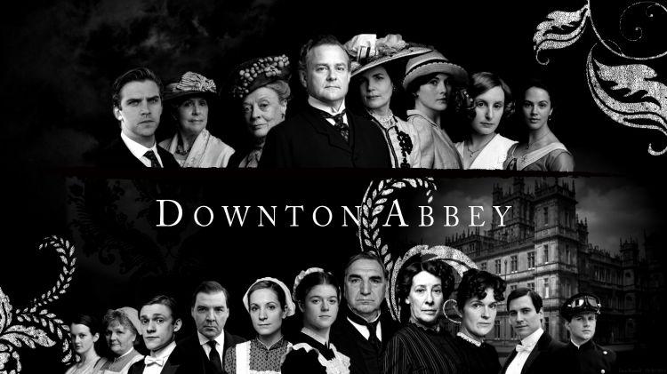 Fonds d'écran Séries TV Downton Abbey Wallpaper N°316218