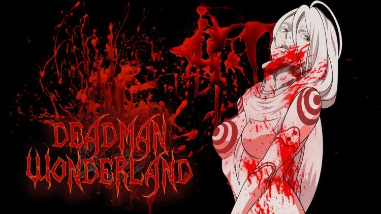 Wallpapers Manga Wallpapers Deadman Wonderland Deadman