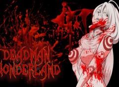 Manga Deadman Wonderland - Shiro
