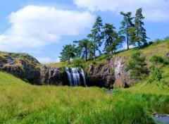 Nature Cascade de Védrines, Cantal